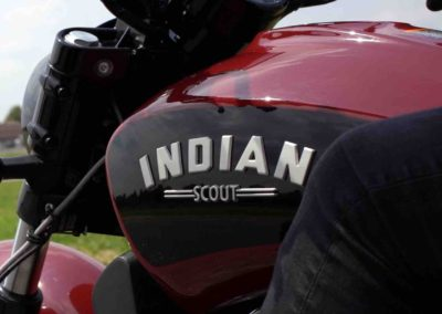 Baume&Mercier + Indian Motorcycle