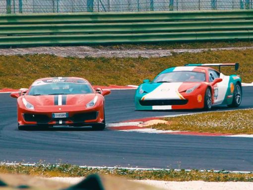 GT Cup Vallelunga 2019